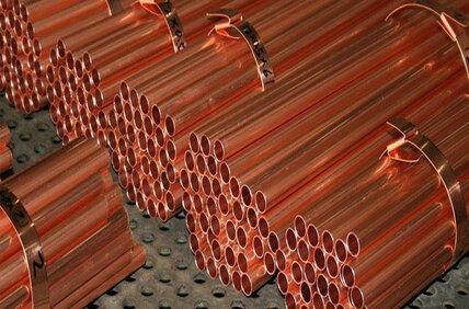 Copper Nickel C71640 Tubes Manufacturer