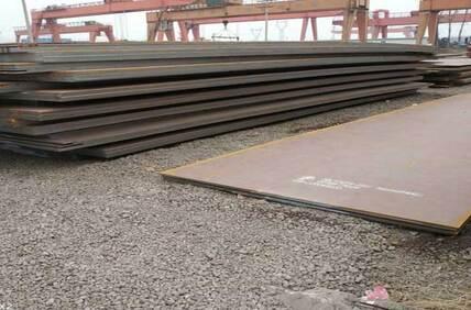 Corten B Steel Plate / Sheets