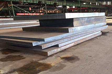 Corten Steel S355JOWP+N Plates