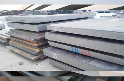 Corten Steel S355J2W Plates