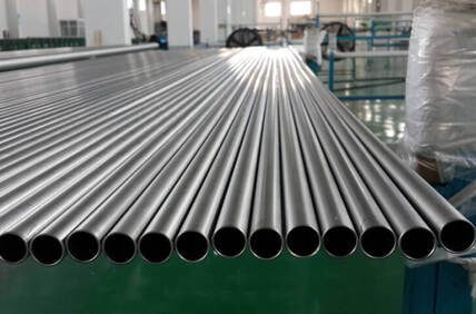 Monel 400 Welded Pipes / UNS N04400 Fabricated Pipe