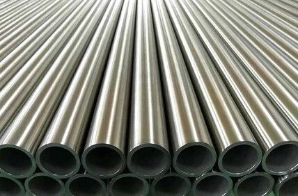 Stainless Steel 316TI Tubes SS 316TI Tube S31635 Seamless Tubes Manufacturer