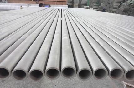 DIN 1.4541 Stainless Steel 321 Welded Pipe