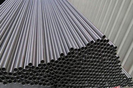 Stainless Steel 347H Seamless Tubes Stainless Steel 347 ERW Tube Supplier UNS S34700 SS 347 Tube